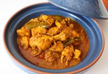 Kapitan chicken curry