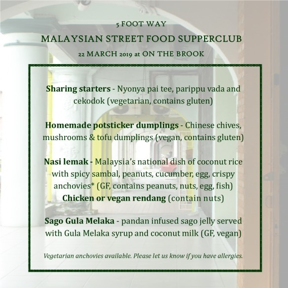 2019.03.22 OTB Malaysian Supperclub